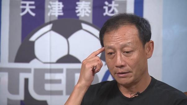 王宝山:做好自己胜利快来了,我对泰达保级非常有信心