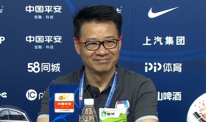 吴金贵:这是场精彩的比赛,尽管4连败我仍为球队骄傲 第1张