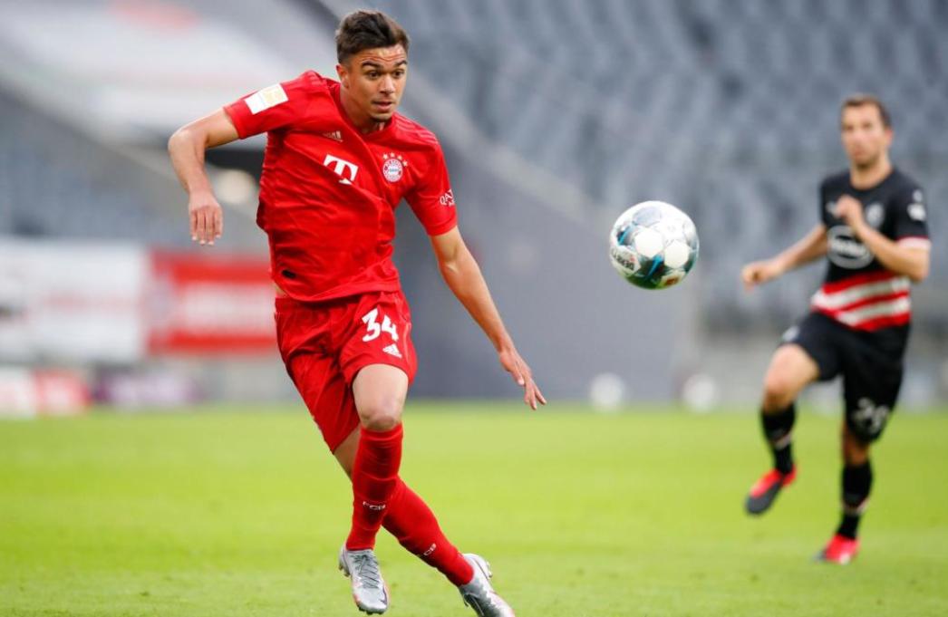 荷兰媒体:拜仁小将迈尔租借加盟海伦芬,已经通过体检