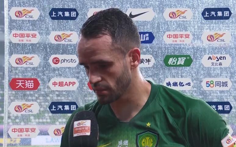 奥古斯托:很高兴取得赛季首球和取胜,之后还要不断进步 第1张