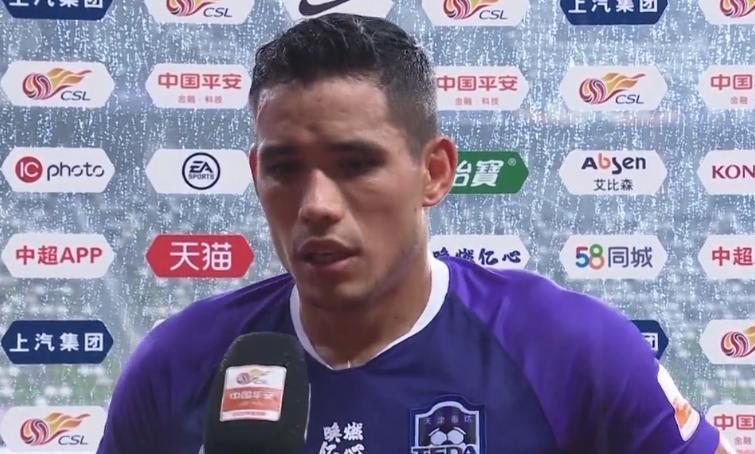 利马:球队侵略性不足,让北京在我们的半场获得了机会 第1张