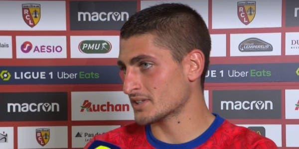 维拉蒂:巴黎拼尽全力还是输了球,下轮要拿马赛开刀 第1张