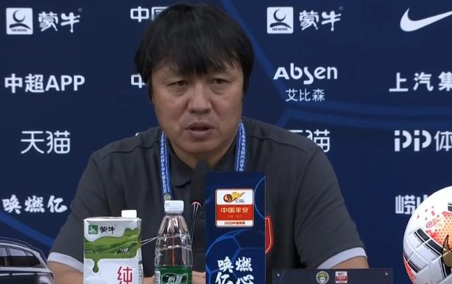 谢峰:球队身体出现了疲劳,对梅泽和大摩托的盯防有问题 第1张
