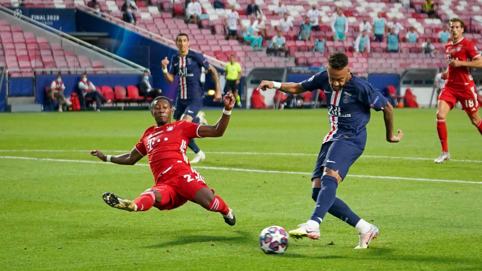 哈曼马特乌斯:阿拉巴离队将是巨大损失,看好他留在拜仁 第1张