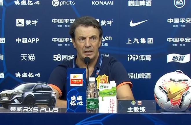 何塞:我们踢得很好,全场只有一次失误被对手抓住了 第1张