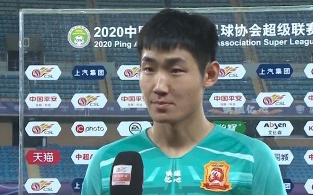 卓尔小将王智峰:不是第一次了,已经习惯半场被换上 第1张