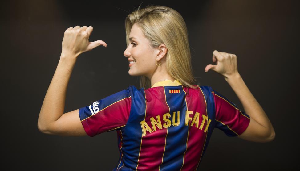 西班牙世界小姐:法蒂是未来的梅西;梅西能留下真太好了