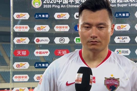 郜林:望好的结果能够延续,球员和教练组彼此更加了解 第1张