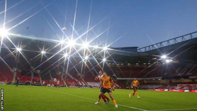 BBC:英国DCMS官员和政府会面协商重新开放球场事宜