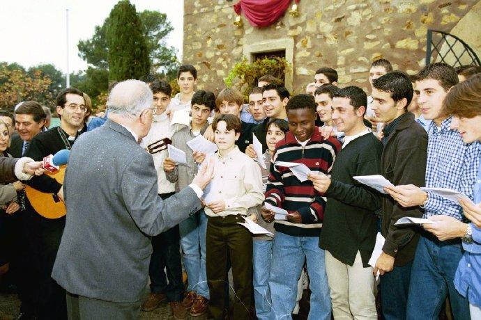 一生最心动,伊涅斯塔ins纪念加入拉玛西亚24周年