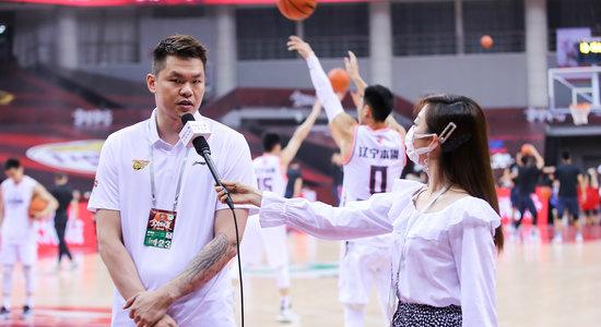 朱芳雨:新赛季将于10月17日开始,我们全力以赴拼总冠军