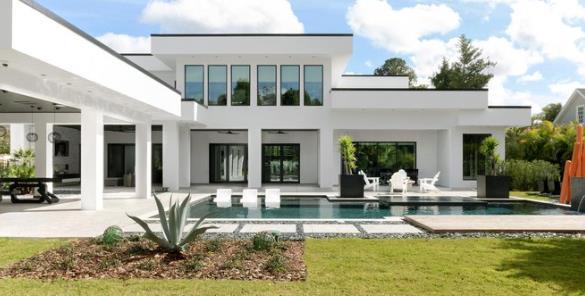 小里弗斯在奥兰多冬日公园社区花450万美元购买豪宅