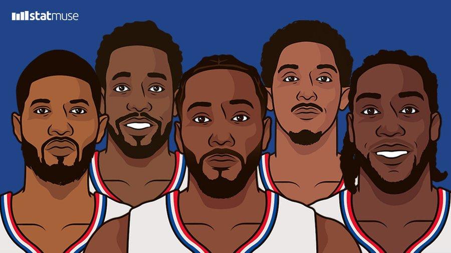 魔咒?快船1970年进入NBA,半个世纪都未能打进分区决赛
