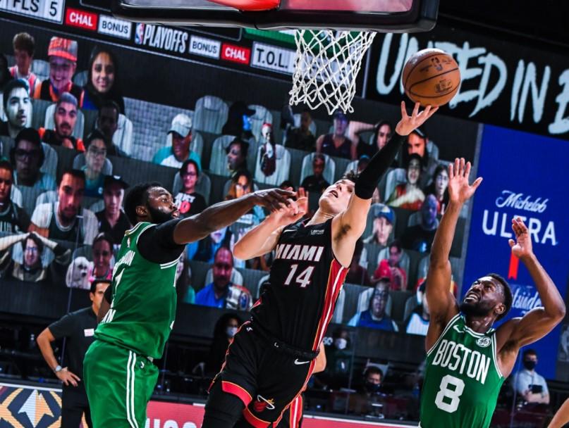 热火新秀希罗全场得到22分3篮板4助攻,第二节单节16分