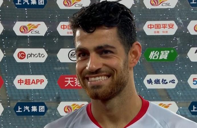 普拉利甘吉:取得进球献给球迷,期待重回中国
