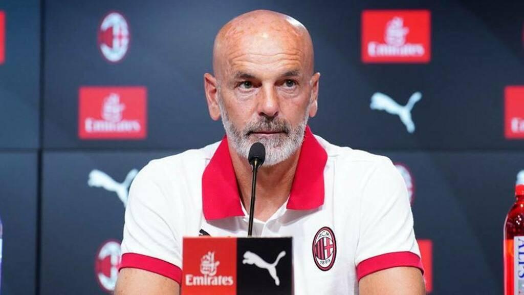AC米兰欧联预赛挑战16场不败,皮奥利战绩比肩安切洛蒂