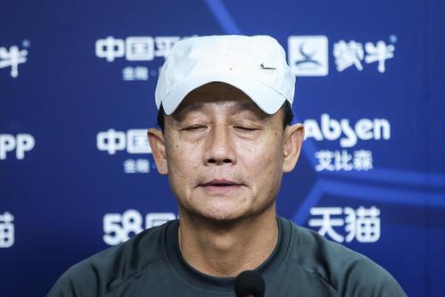 王宝山:泰达零胜需深刻反思,肯定担心第二阶段比赛