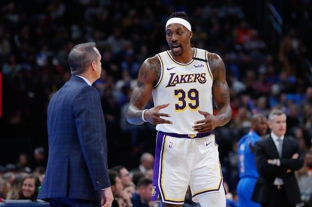 沃格尔:霍华德是最好的篮板手,我们承诺比上一场更好