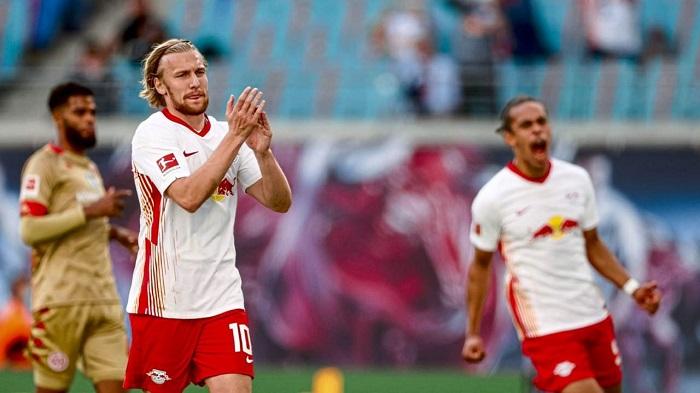 福斯贝里:如果有好的状态,莱比锡可以击败拜仁
