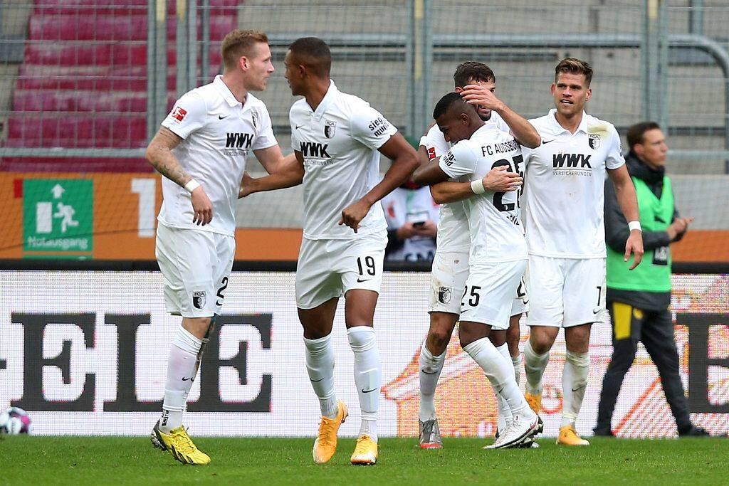 卡利朱里一传一射乌杜奥凯破门,奥格斯堡2-0多特蒙德