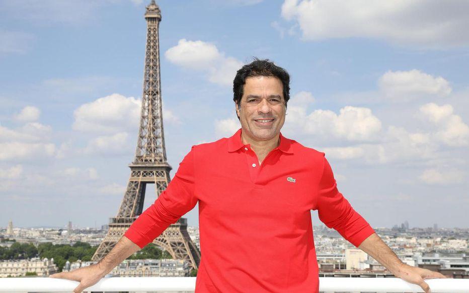 当选巴黎50年历史头号球星,拉易:巨大荣耀,受宠若惊