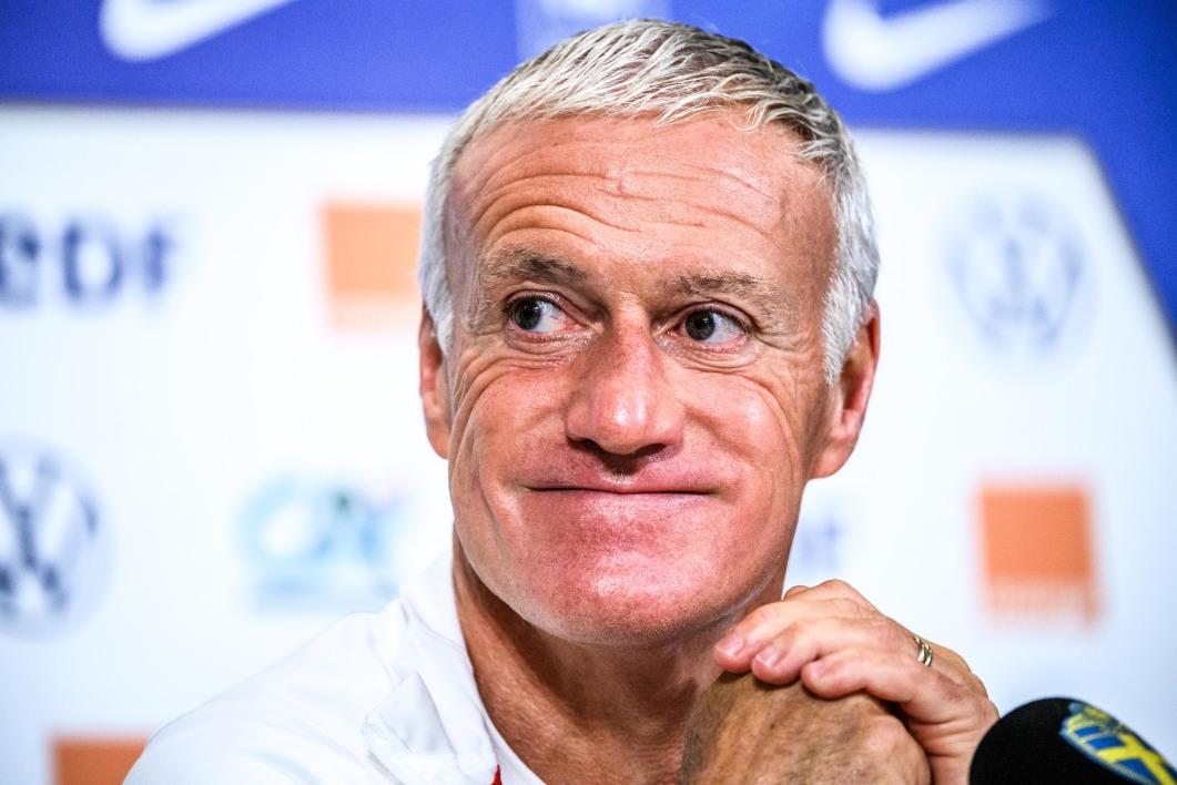 德尚:博格巴在法国队有一席之地;吉鲁在国家队表现优秀