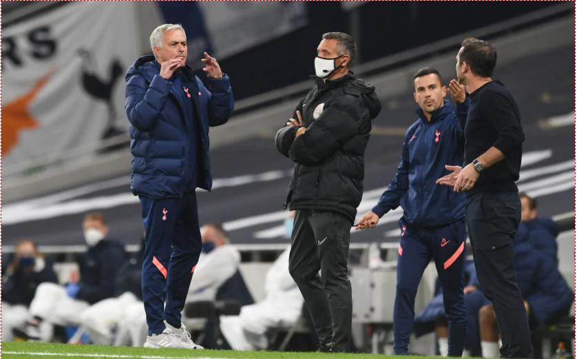 电讯报:兰帕德拒绝接受穆里尼奥对于双方争执的任何解释