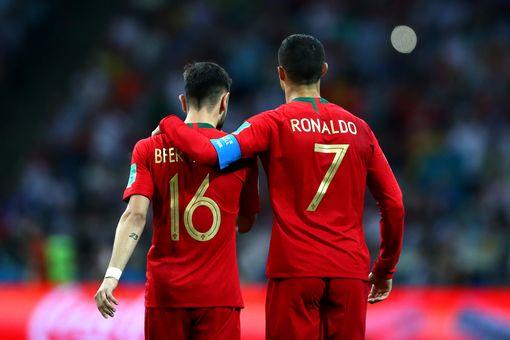 B费:因为C罗,我在英格兰梦想中的球队就是曼联