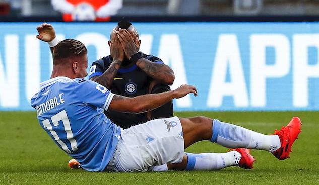 意甲联赛第3轮,拉齐奥主场迎战国际米兰