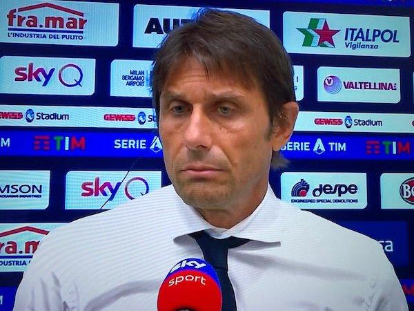 孔蒂:平局可以接受,我对球员们的斗志和决心感到满意
