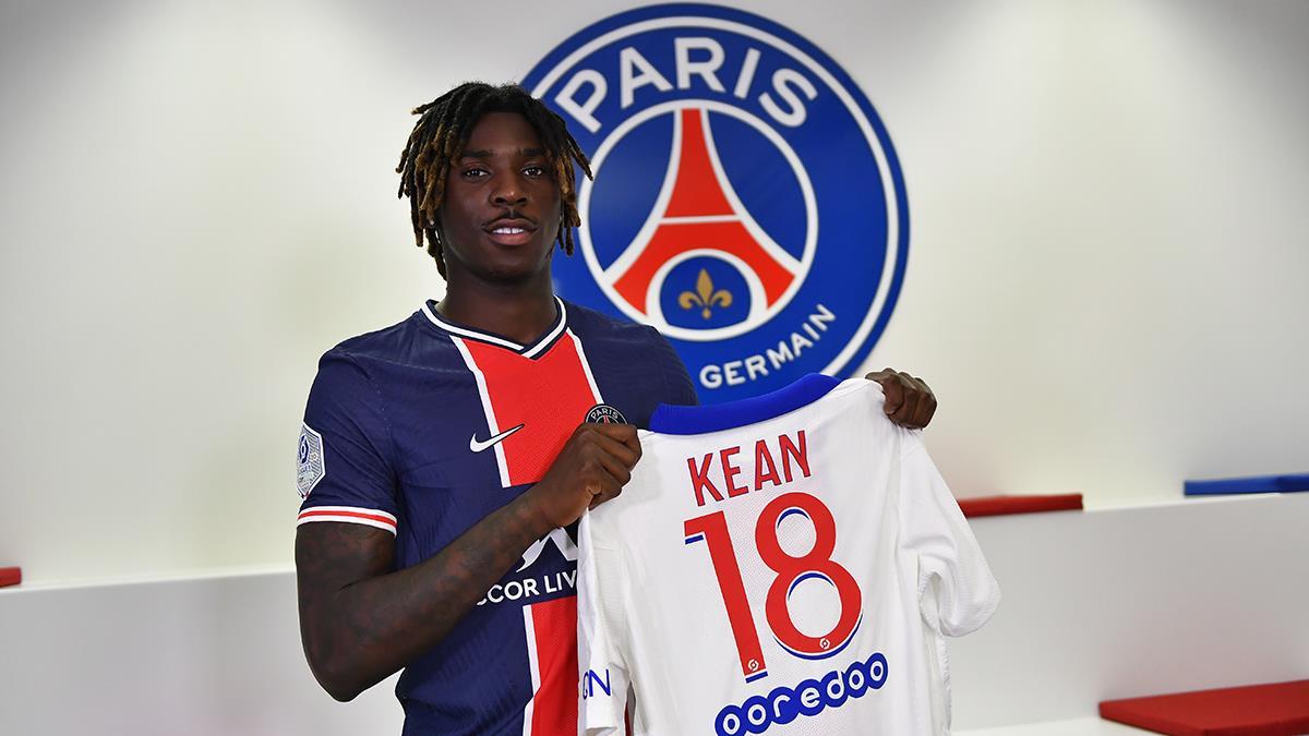 基恩:加盟巴黎有弗洛伦奇的功劳,希望给球队更多可能性