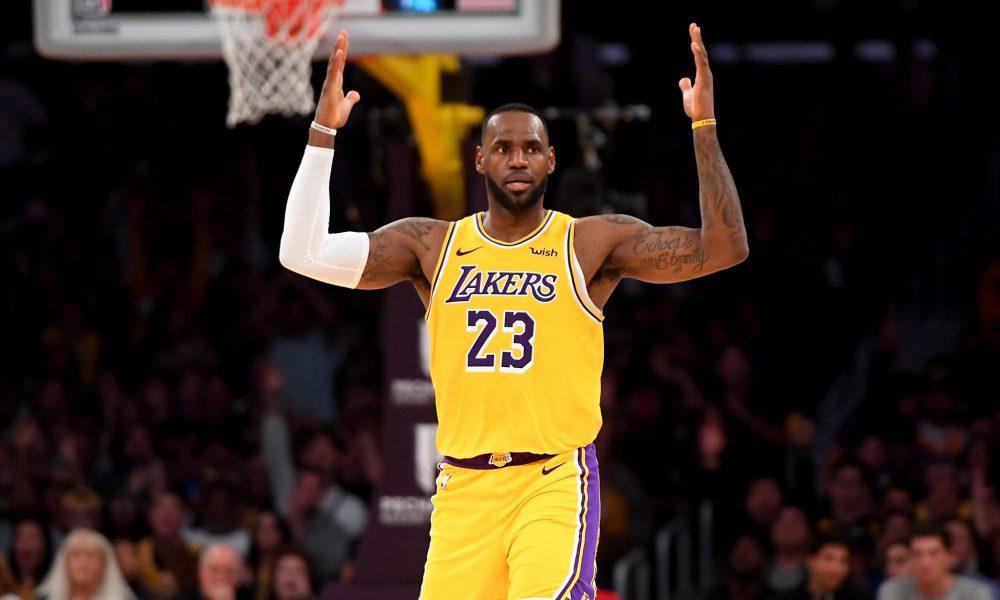 勒布朗生涯总决赛出场数追平海因索恩,升至NBA历史第5位