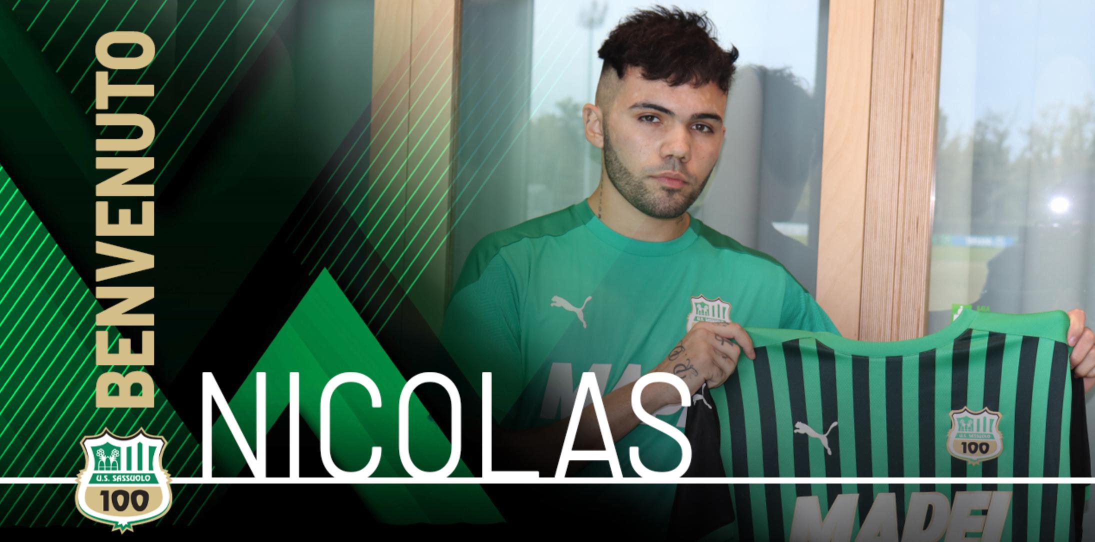 官方:萨索洛签下马竞前锋斯基亚帕卡塞,转会费130万欧