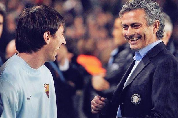 迪马齐奥:梅西在2004年离切尔西很近,他想和穆里尼奥一起工作