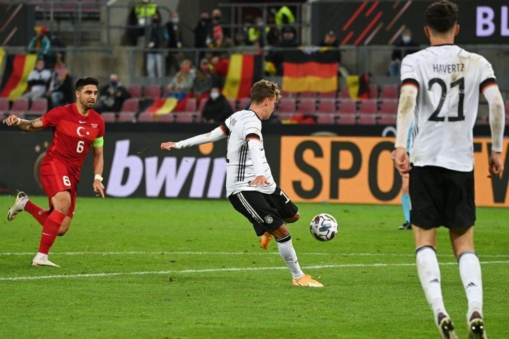 瓦尔德施密特:德国队应该更稳,不该一次次地被对手扳平