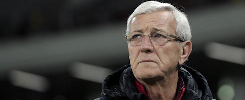 里皮:曼奇尼的工作非常出色,意大利现在有了攻势足球