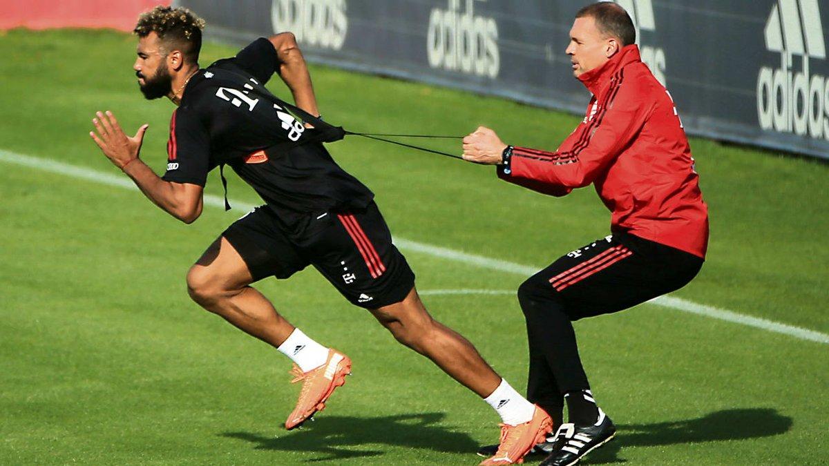 图片报:舒波莫廷训练中势不可挡,罗卡的速率要提升