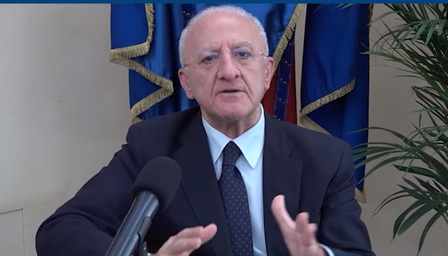 坎帕大区主席抨击阿涅利:如果那不勒斯传染C罗怎么办?