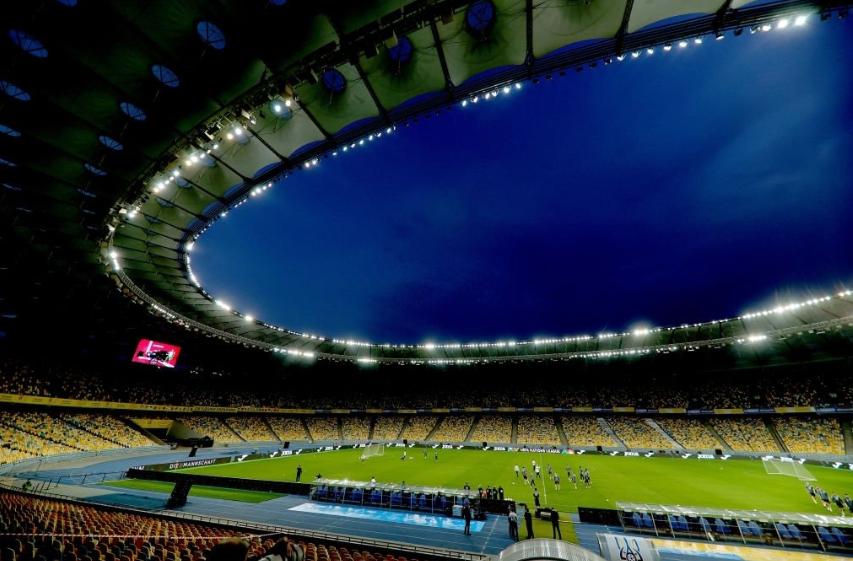 图片报:德国乌克兰的欧国联比赛,将有21000名现场观众