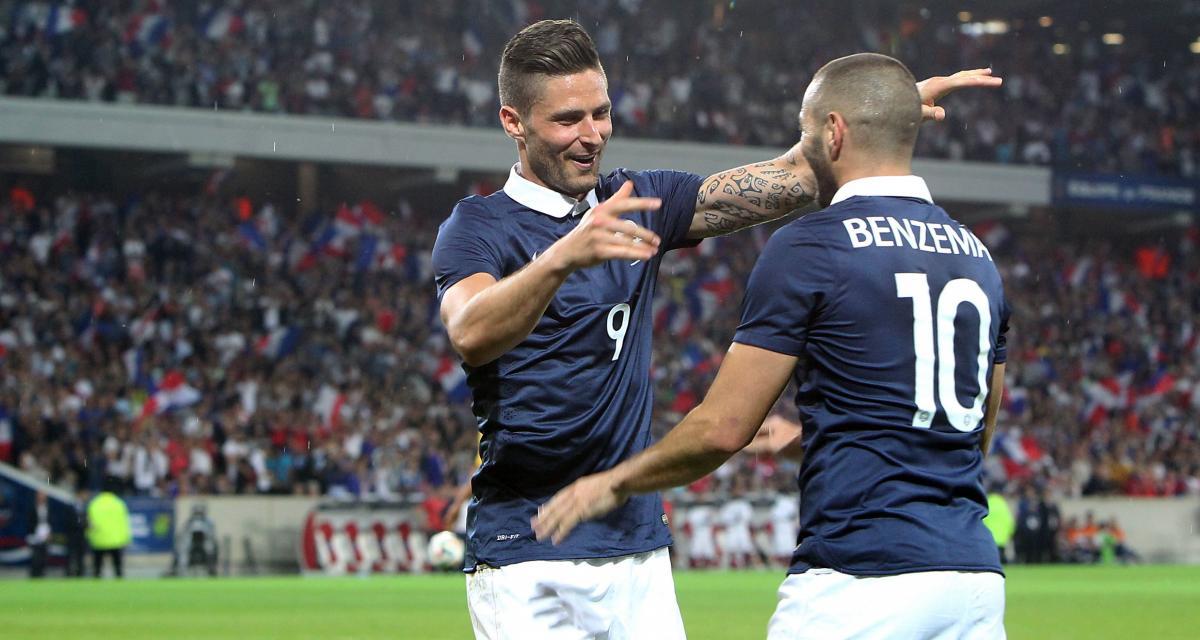 吉鲁亚博登录官方网站:如果本泽马一直在法国队,我的国家队生涯会更棒