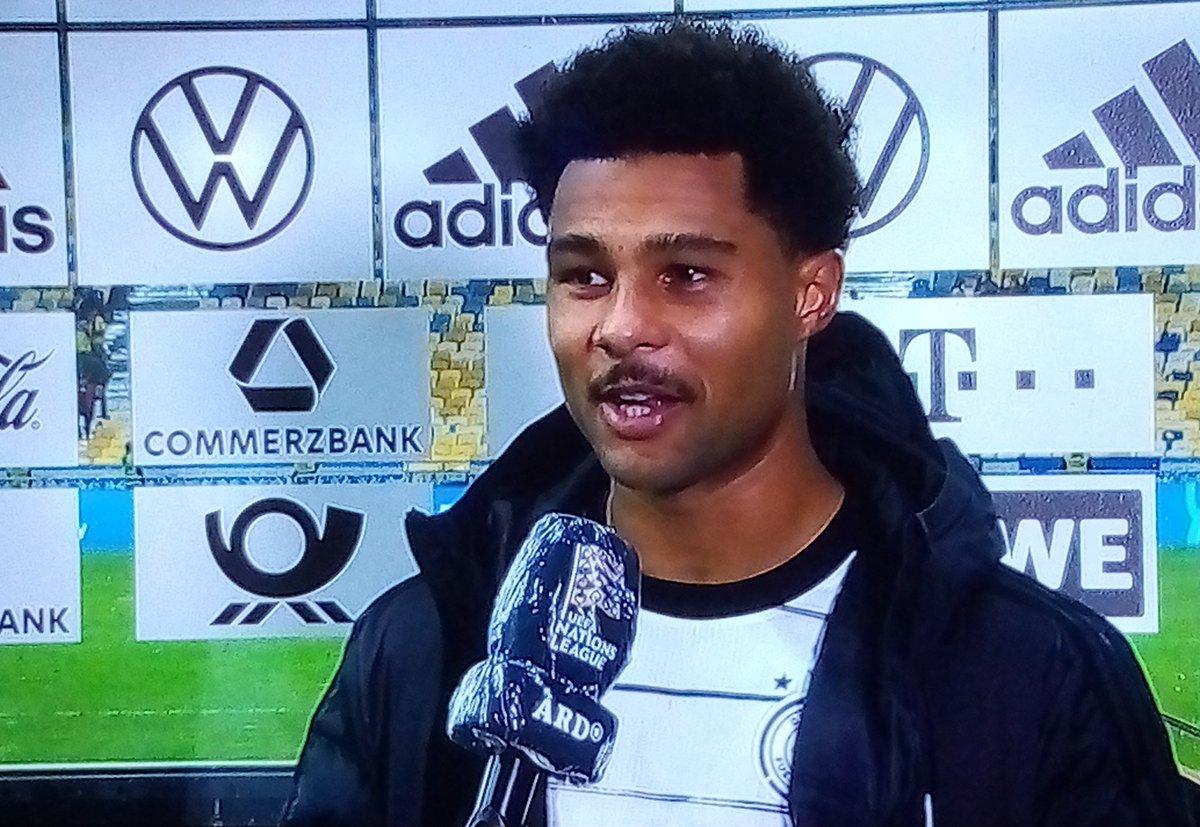 格纳布里:拜仁球员的自信为何不能带到德国?不是火狐体育nba一支队