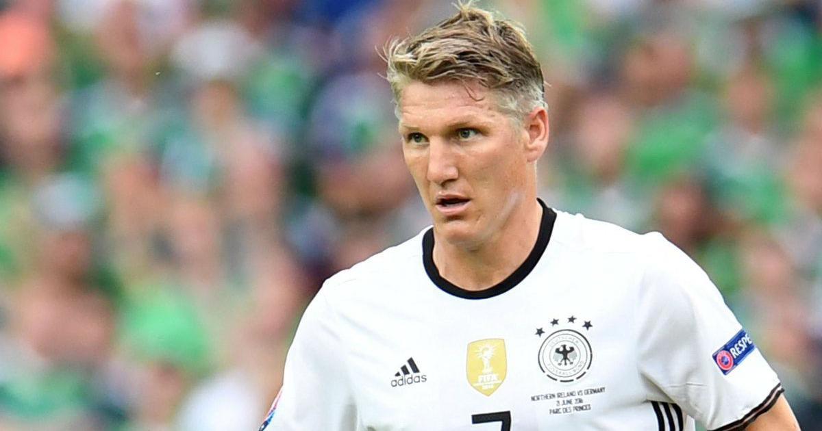 施魏因斯泰格:德国最好踢4后卫,博阿滕应该回归国家队
