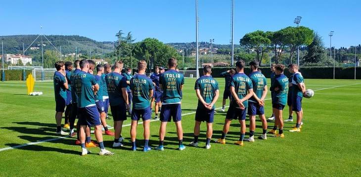 官方:意大利U21累积了8次肯定,并将派遣U20参加欧洲青年预赛