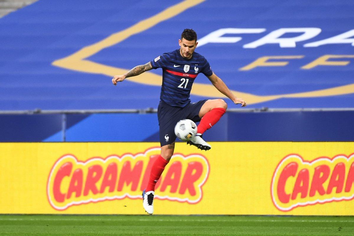 卢卡斯:我不是全场最佳球员,法葡平局实至名归