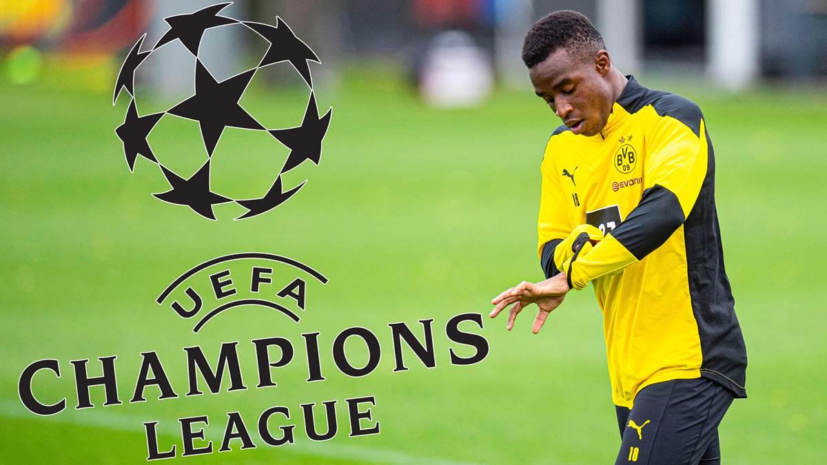 穆科科进入欧冠B队名单,有望刷新欧冠最年轻出场纪录