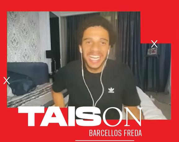 前巴西国脚泰森重返老东家巴西国际:要为钱吾就去中超了