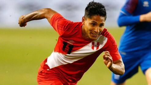 秘鲁国家队两名球员新冠病毒检测呈阳性,无缘出战巴西