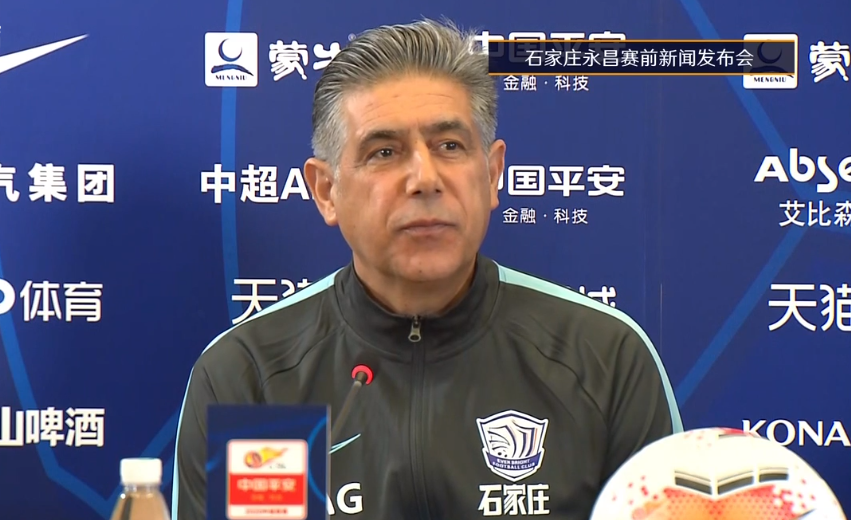古特比:永昌保级没有问题,没有伤病能和任何队竞争