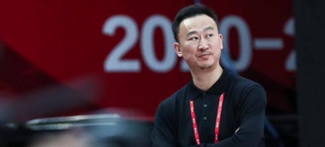 刘维伟:赛前针对广东做了大量工作,这场队员们很敢打