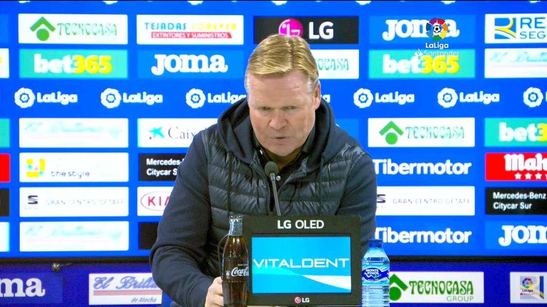 科曼:赛后我告诉赫塔菲主帅,回去好好教育他的球员